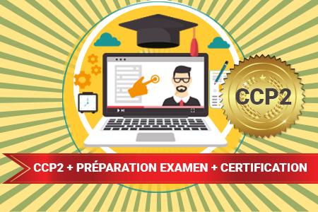 Formateur Professionnel d'Adultes - CCP2 + Préparation Examen + Certification